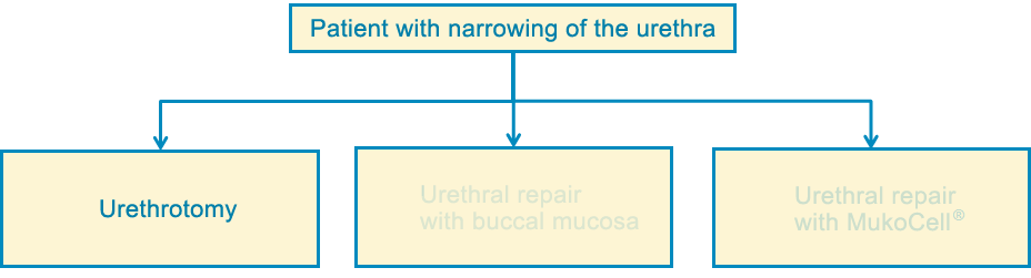 treatment urethrotomy